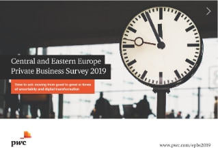 Central and Eastern Europe Private Business Survey 2019
