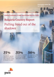 Global Economic Crime and Fraud Survey 2018, Bulgaria Country Report